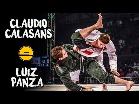 CLAUDIO CALASANS VS LUIZ PANZA - SEASON 3 - MIDDLEWEIGHT GRAND PRIX - RIO DE JANEIRO - BRAZIL