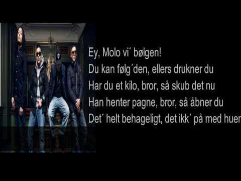 Molo -  Bølgen Lyrics