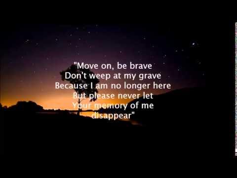 Dream Theater   The Spirit Carries On Lyrics