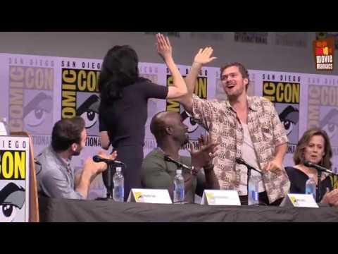 Marvel's Defenders Comic-Con panel (2017)