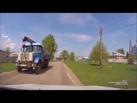 Ворсма - Комарово - Абабково - Павлово.