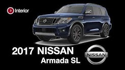 2017 Nissan Armada SL, Jacksonville, FL - Awesome Nissan - Technology, Interior, Safety