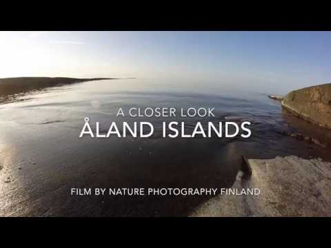 Åland islands -a closer look - Film by Nature photography Finland