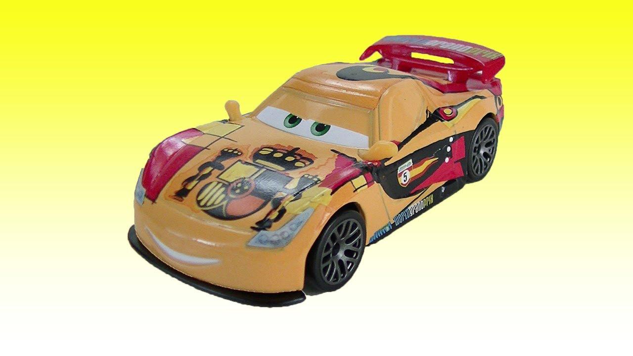 Miguel camino cars 2 disney pixar toy miguel camino youtube - Coloriage cars 2 miguel camino ...