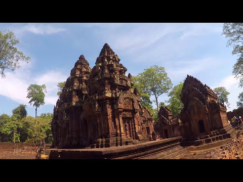 Asia Cambodia Vacation Travel Video Guide