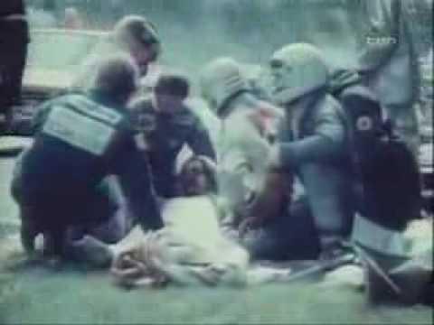 Niki Lauda's near fatal crash.wmv - YouTube
