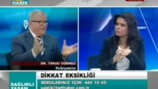 Dr. Tanju Sürmeli - Çocuklarda Dikkat Eksikliği ve Kafa Travmaları
