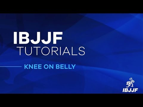 UNDERSTANDING JIU-JITSU - KNEE ON BELLY