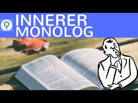 Innerer Monolog Was Ist Das Wie Schreibt Man Einen Inneren