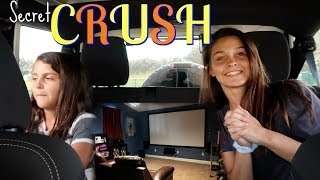 Someone has a secret CRUSH! Finished the Theater Room Tour it's finished!