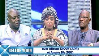 Selebe Yoon du 19 dec. 2018  avec Alioune DIOUF (APR)  et Assane BA (PDS)