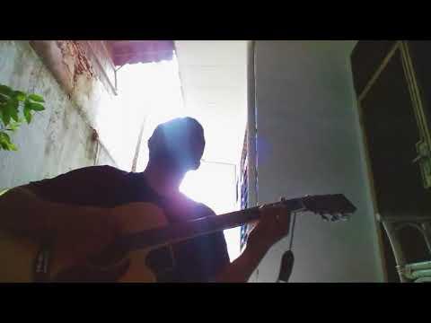 Lebih Indah - Adera Ega (Accoustic Cover by David)