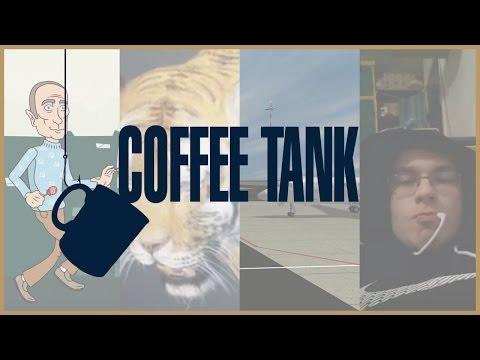 Coffee Tank 5, #1: News Dudes, Kingdom of Wildlife, Airport Master, Help Me Achieve My Dream