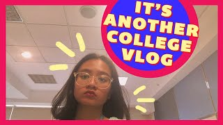 ANOTHER COLLEGE VLOG☕️ / Ateneo thumbnail