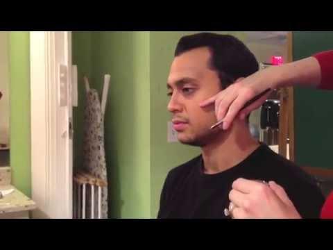 Old Age Makeup Demo