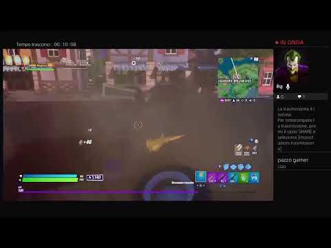 Trasmissione PS4 Live Di DM90_Mugione