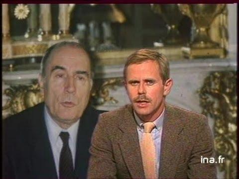Interview Mitterrand
