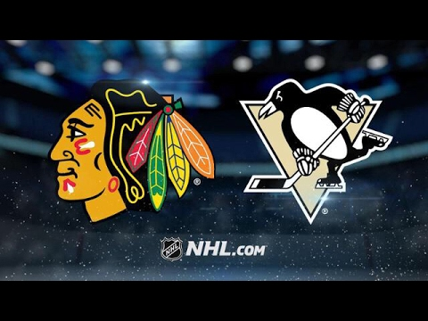CHICAGO BLACKHAWKS VS PITTSBURGH PENGUINS HIGHLIGHTS 3/29