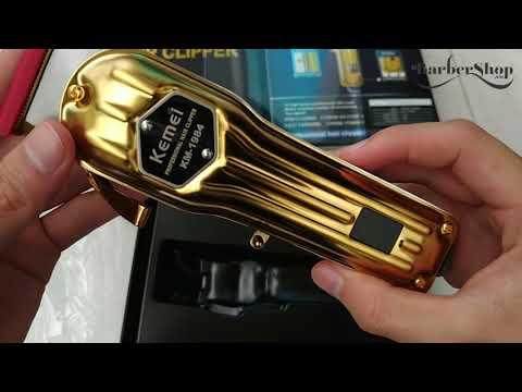 Tông đơ kemei gold KM-1984 tông đơ đáng mua nhất 2020