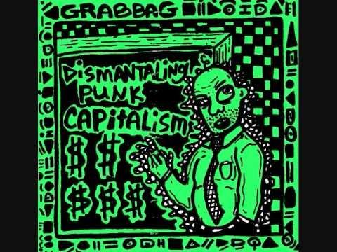 "Grabbag ""Dismantling Punk Capitalism"" 13. Self Riot Diet plus SECRET TRACK!!!"