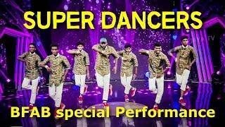 """Super Dancers"" JAYA TV | Special performance by BFAB dance crew"