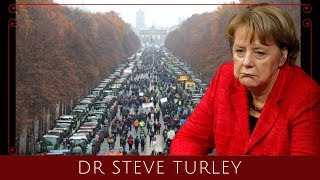 EU ON ALERT! Protests Break Out in Germany and Ireland Against Brussels Regulations!!!