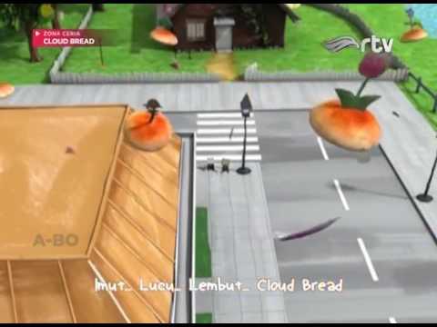 Lagu cloud bread versi indonesia