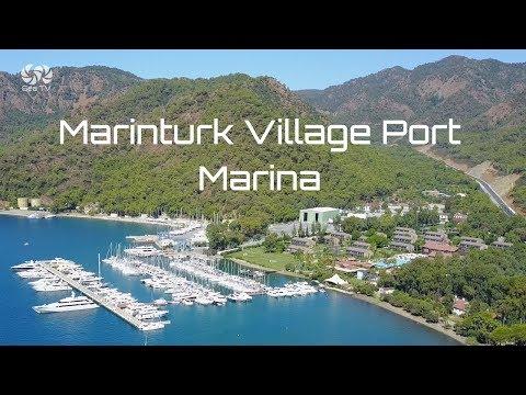 Sailing in Turkey- Gocek | Marinturk village port marina     sea tv