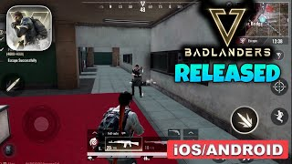 Badlanders Released Gameplay (Android, iOS)