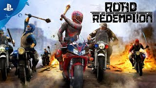 Road Redemption - Launch Trailer | PS4