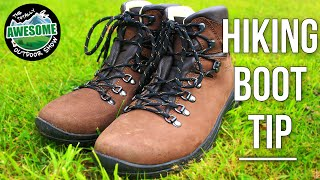 How To Lace Up A Hiking Boot - Simple And Easy! | Ta Outdoors