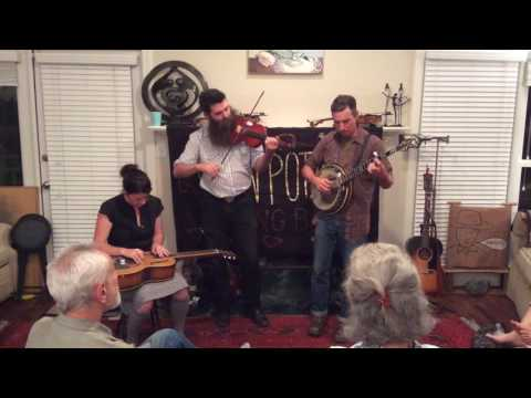 Georgia Grind - Ben Belcher and the Corn Potato Stringband - House Concert 2016
