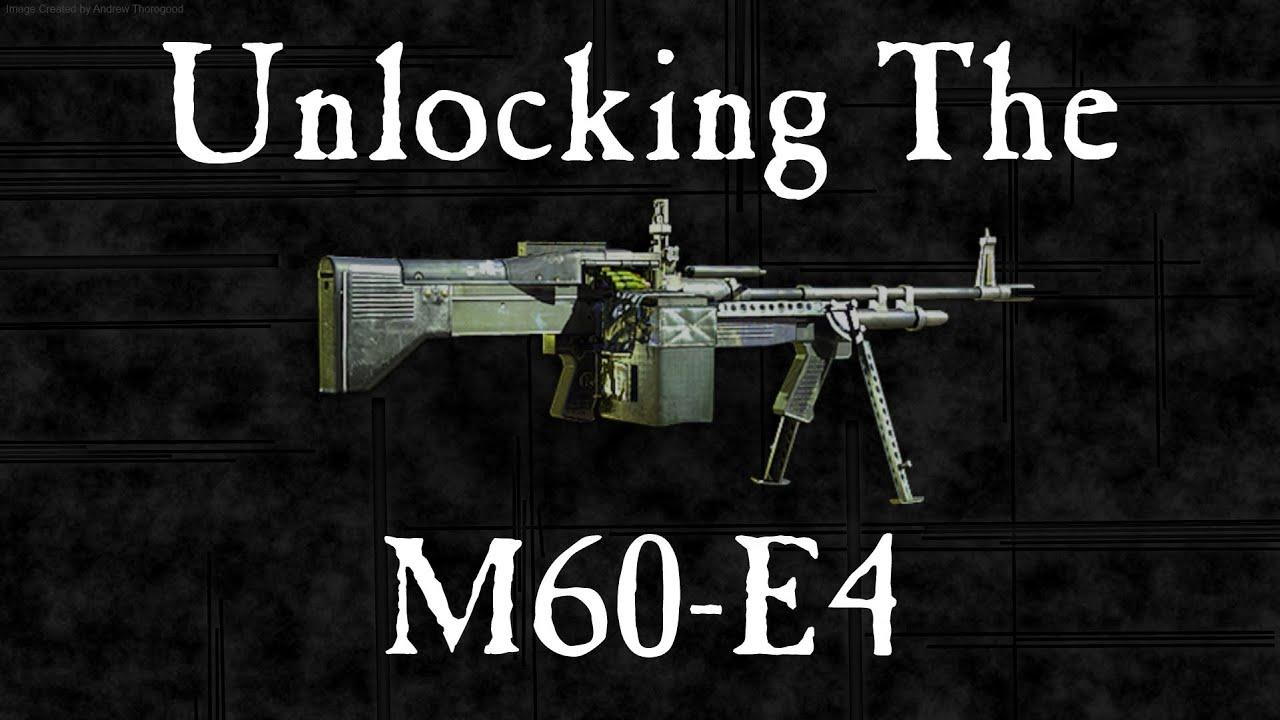 Battlefield 4 - How to Unlock M60-E4 - Dust Devil (Second Assault)