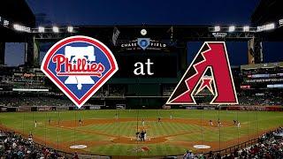 ARI Franchise - Game 115 - PHI @ ARI - MLB The Show 18