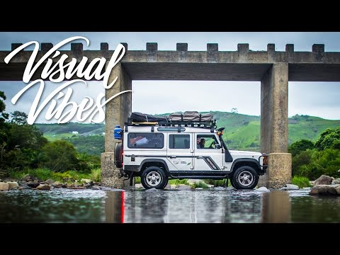 SOUTH AFRICA ROAD TRIP II  - VISUAL VIBES