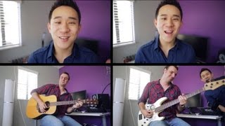 Blurred Lines - Robin Thicke (Jason Chen Acoustic Cover)