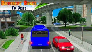 City Bus Simulator 3D - Addictive Bus Driving Game. ! #  ! Android Gameplay screenshot 2