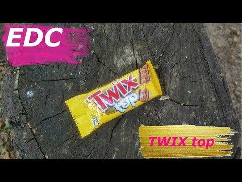 EDC \ жор - обжорыч \ TWIX TOP #EDC #перекус #twixtop