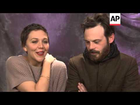 Maggie Gyllenhaal and Scoot McNairy, stars of Sundance's 'Frank' talk music