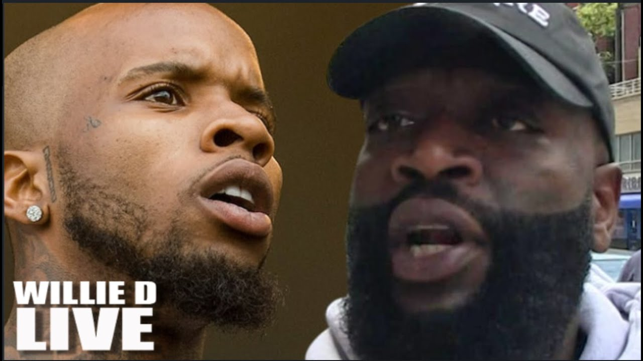 Download Rick Ross Comes for Tory Lanez