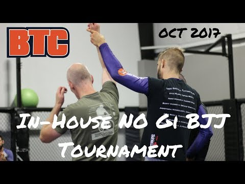 BTC In-House Tournament - October 2017