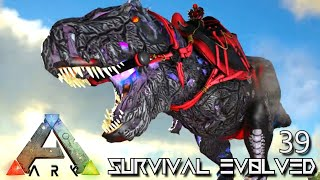 ARK: SURVIVAL EVOLVED - BEASTLY APEX CORRUPTED REX !!! | PRIMAL FEAR ISO CRYSTAL ISLES E39