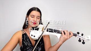 Perfect - Ed Sheeran - Electric Violin Cover - Barbara Krajewska