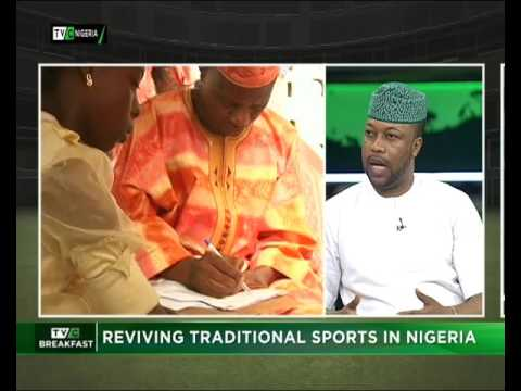Reviving traditional Sports in Nigeria