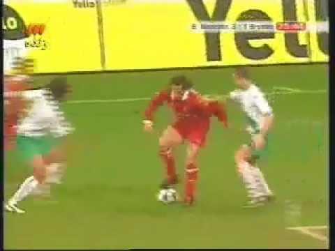 Ali karimi-The Holy 8: Bayern Munchen vs. Werder Bremen