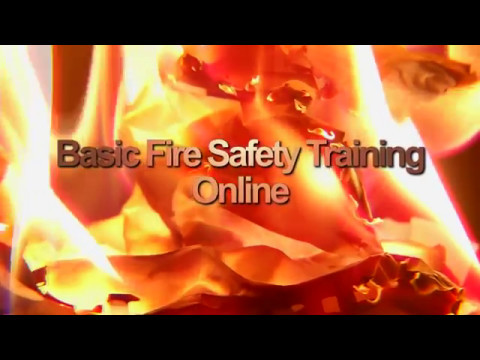 Basic Fire Safety Awareness Training Course | PTTC E Learning | Online | From £11.99