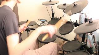 Staying Power Live at Milton drum cover