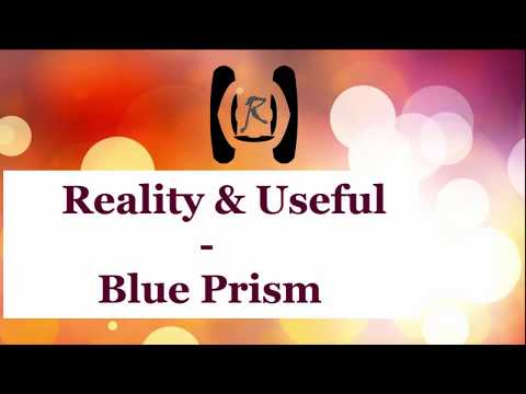 BluePrism - MS Access DB || Reality & Useful by Reality & Useful