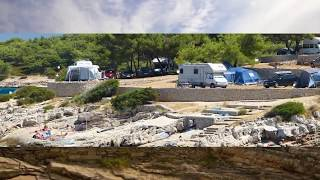 Camping Vrboska Hvar, Croatia