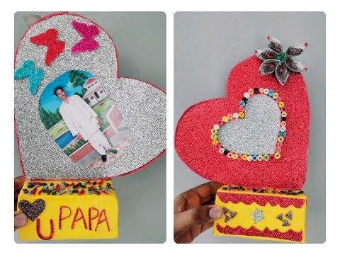 Art and craft , paper work, paper craft, craft ideas, friendship card, velentine card, Birthday card